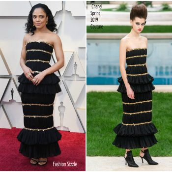 teesa-thompson-in-chanel-haute-couture-2019-oscars