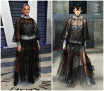 Tessa Thompson In Chanel Haute Couture @ 2019 Vanity Fair Oscar Party