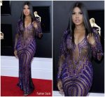 Toni Braxton  In  Elie Madi @ 2019 Grammy Awards