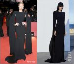 Toni Garrn In Alex Perry @ 'The Kindness Of Strangers' Berlinale Film Festival Premiere