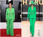 Tracee Ellis Ross In Ralph & Russo Couture @ 2019 Grammy Awards