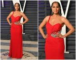 Tracee Ellis Ross In Versace @ 2019 Vanity Fair Oscar Party