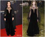 Virginie Ledoyen In Christian Dior Haute Couture  @ Cesar Film Awards 2019