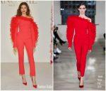 Zendaya Coleman In David Koma  @ Vanity Fair and Lancôme Toast Women In Hollywood