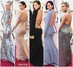 Backless Trend @ 2019 Oscars