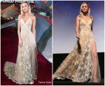 Brie Larson in Rodarte @ 'Captain Marvel' LA Premiere