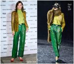 Cate Blanchett In Gucci @ Up Next Gala