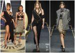 Chloe x Halle In Versace @  2019 Vanity Fair Oscar Party