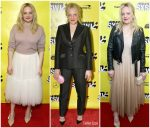 Elisabeth Moss In Christian Dior  Couture & RTW @ 'Us', 'Her Smell' SXSW Premiere & Featured Session with Brandi Carlile