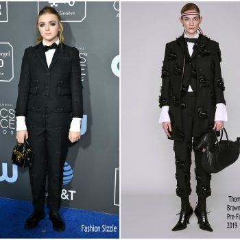 elisie-fisher-in-thom-browne-2019-critics-choice-awards