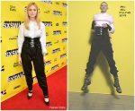Elle Fanning In Miu Miu @ 'Teen Spirit' SXSW Premiere