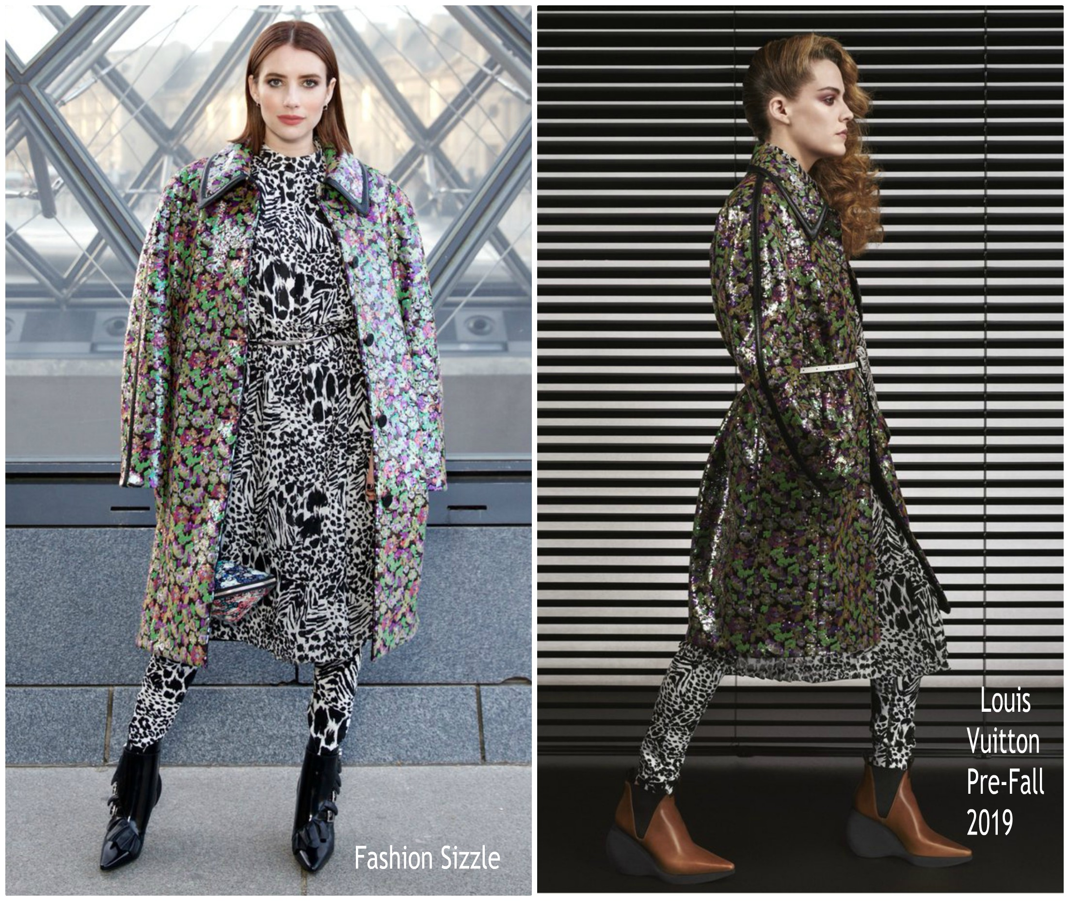 emma-roberts-in-louis-vuitton-Louis Vuitton-Fall 2019