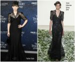 Ginnifer Goodwin  In Brock Collection @ 'The Twilight Zone' LA Premiere