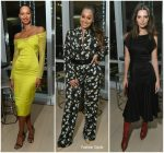 InStyle Dinner To Celebrate The April Issue With Ciara