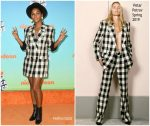Janelle Monae In Petar Petrov @ Nickelodeon's 2019 Kids' Choice Awards