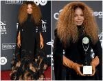 Janet Jackson   In Jean Paul Gaultier  Couture  To Be  Inducted Into The Rock & Roll Hall Of Fame