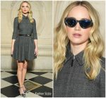 Jennifer Lawrence In Christian Dior @ Christian Dior Fall 2019-2020 Fashion Show