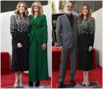 Julia Roberts Honors Rita Wilson @ The Hollywood Walk of Fame Ceremony