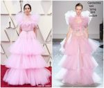 Kacey Musgraves In Giambattista Valli  Couture  2019 Oscars