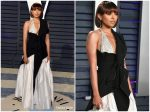 Kat Graham  In  Toni Maticevski  @ 2019 Vanity Fair Oscar Party