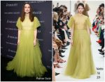 Keira Knightley In Valentino @ 'The Aftermath' New York Screening
