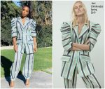 Kelly Rowland In Keti Chkhikvadze  – Instagram