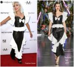 Lady Gaga In Rodarte @ The Daily Front Row's 5th Annual Fashion Los Angeles Awards