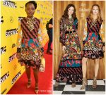 Lupita Nyong'o In  Alice + Olivia @ 'Little Monsters' SXSW Premiere