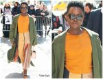 Lupita Nyong'o In Dorothee Schumacher @ 'The View'
