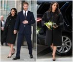 Meghan Markle, Duchess Of Sussex In Gucci @ New Zealand House