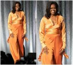 Michelle Obama In Fe Noel @ 'Becoming' Tour