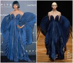 Naomi Campbell In Iris van Herpen Haute Couture @ 'La Nuit' by Sofitel Party