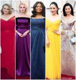Off The Shoulder Trend @ 2019 Oscars