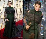 Olivia Colman In Prada @  Oscars 2019
