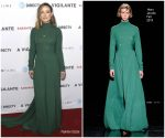 Olivia Wilde In Marc Jacobs @  The LA Premiere of 'A 'Vigilante'