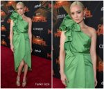 Pom Klementieff  In Johanna Ortiz @  'Captain Marvel' LA Premiere