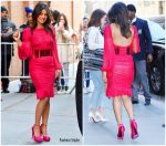 Priyanka Chopra In Tom Ford @ The View