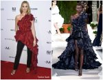 Rosie Huntington-Whiteley In Oscar de la Renta @ The Daily Front Row's 5th Annual Fashion Los Angeles Awards