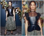 Shanina Shaik In Christian Dior @ Chadstone AW19 Campaign Launch