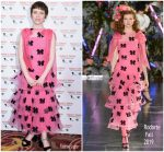 Sophia Lillis In Rodarte @ 'Nancy Drew and the Hidden Staircase' LA Premiere