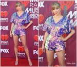 Taylor Swift In Rosa Bloom @ 2019 iHeartRadio Music Awards