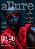 Adut Akech Covers  Allure May 2019 : by Daniel Jackson