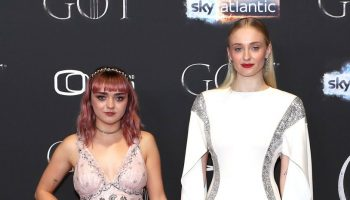 maisie-williams-(in-coach)-and-sophie-turner-(in-louis-vuitton)-@-'game-of-thrones'-season-8-belfast-premiere