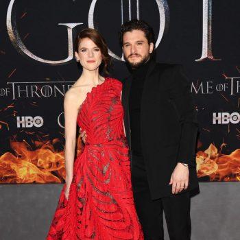 rose-leslie-(in-oscar-de-la-renta)-and-kit-harington-(in-givenchy)-@-'game-of-thrones'-season-8-new-york-premiere
