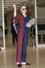 Brie Larson in Monse @ Incheon International Airport