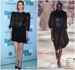 Charlize Theron in  Christian Dior @ 'Long Shot' Paris Premiere