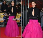 Charlize Theron in Givenchy Haute Couture @ 'Long Shot' London Premiere