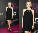 Dakota Fanning in Miu Miu @ 'Teen Spirit' LA Screening