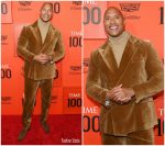 Dwayne Johnson  In Ralph Lauren @ TIME 100 Gala