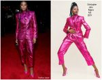 Gabrielle Union In Christopher John Rogers  @  BlackDesign Collective  Event